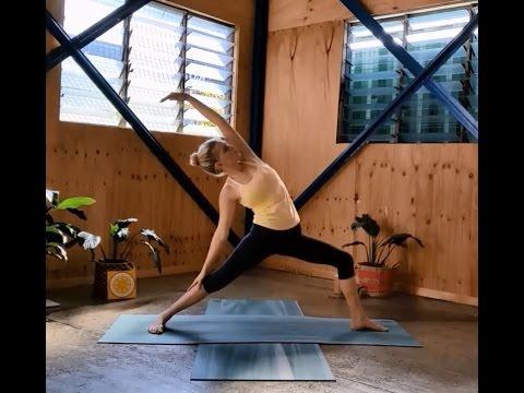Tone, Tighten & Strengthen your Core! 15 Minute Yoga Sequence for your  Solar Plexus