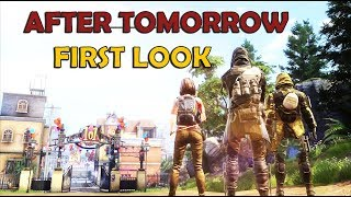 HOT NEWS 😻: AFTER TOMORROW ZOMBIE SURVIVAL MOBILE FIRST LOOK