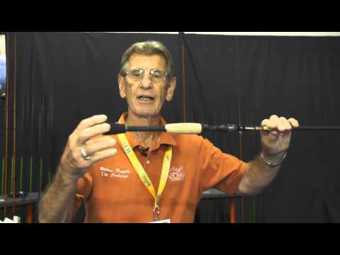 New CEC Carrot Stix Rods | ICAST 2013