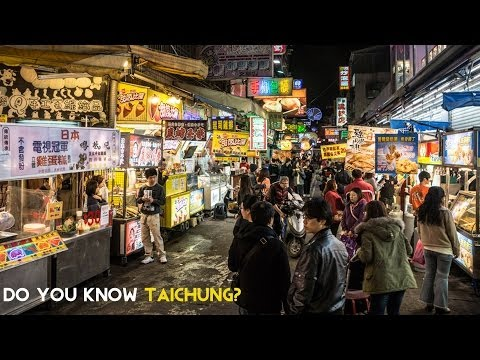 Do You Know Taichung?