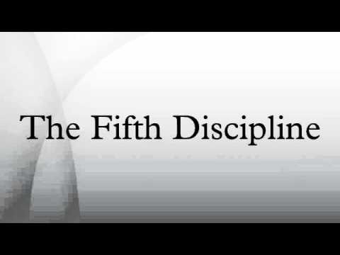 fifth discipline Founded by peter senge, sol north america allows people to improve their lives and worlds through personal mastery, leadership and organizational learning.