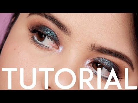 Tutorial: Glitter azul - Vanessa Bacca thumbnail
