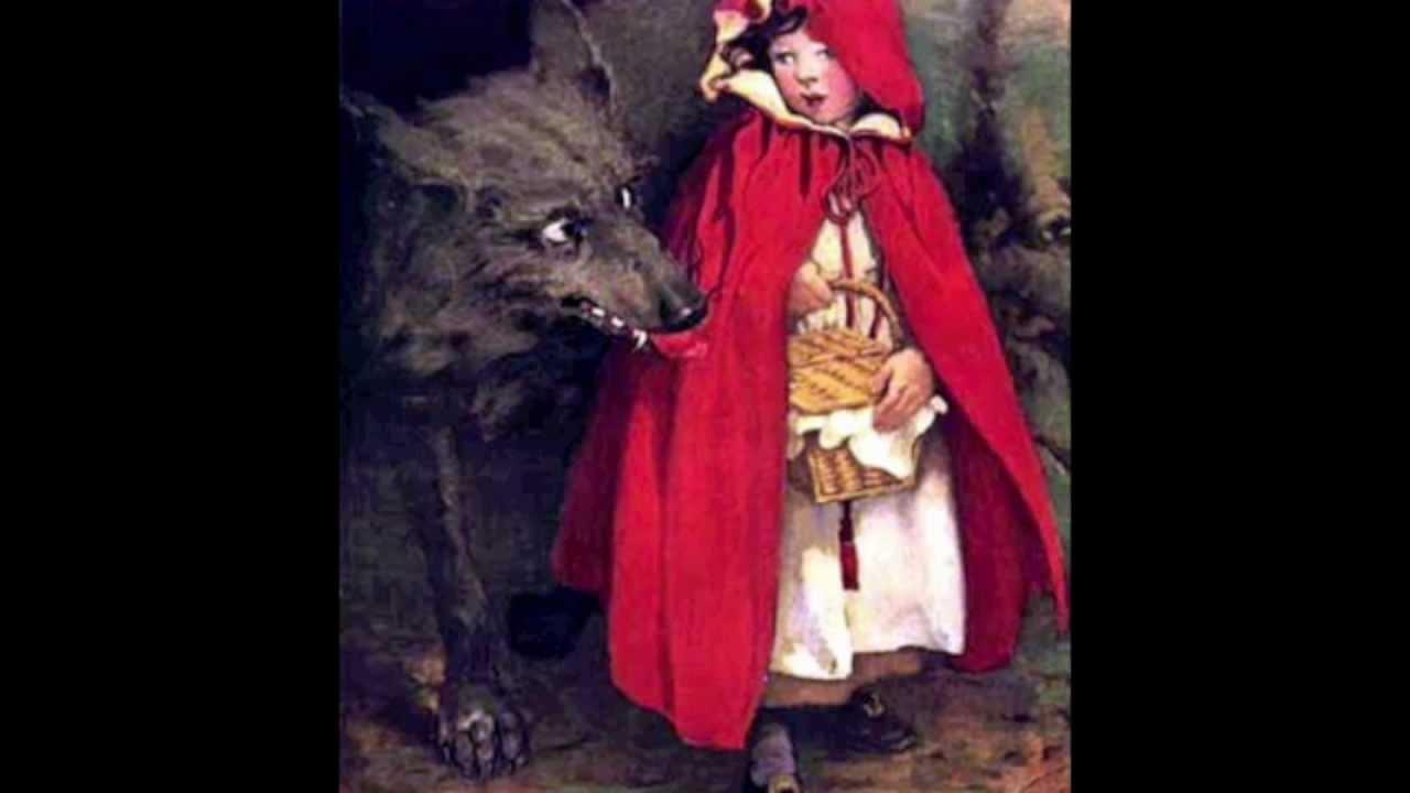 Caperucita y el lobo feroz - 5 5