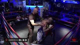 Ali Bros Promotions | X Plosive 5 Boxing | Liam Thomas v Corey Bayley