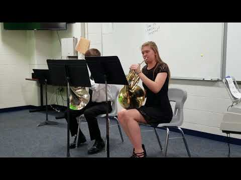 Mozart Horn Duets #2 and #10