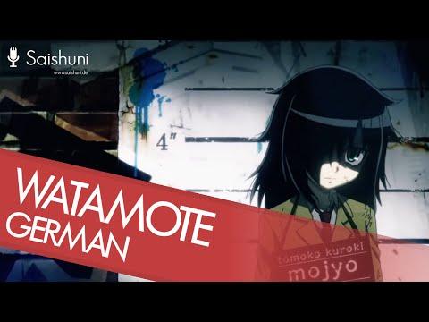 【German】Watamote OP【Saishuni】