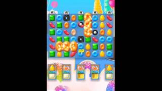 Candy Crush Jelly Saga Level 221 - NO BOOSTERS