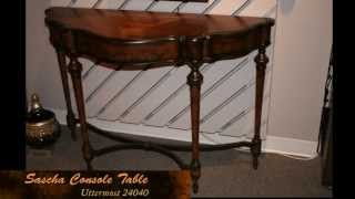 Uttermost 24040 - Traditional Console Table