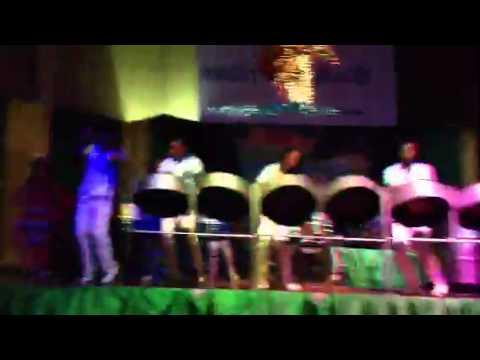Jamaica steel band