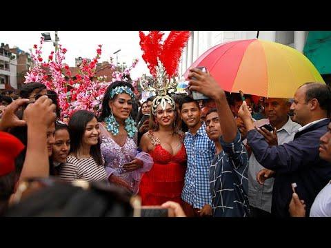 شاهد: مسيرة المثليين السنوية في النيبال  - نشر قبل 2 ساعة