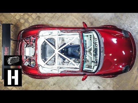 Center Seat Twin Turbo Porsche Track Monster - Bisimoto