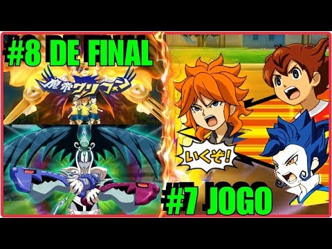 ☠ Inazuma Eleven GO Strikers 2013 ☠ #2° TEMP DUELO DOS INSCRITOS - 8° de final - 7