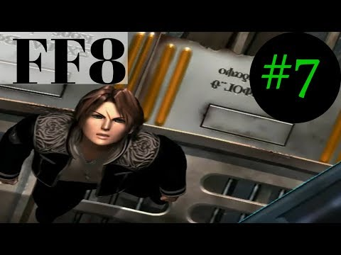 7-Final Fantasy 8-The Dance & The Training Center