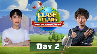 World Championship #3 Qualifier Day 2 - Clash Of Clans