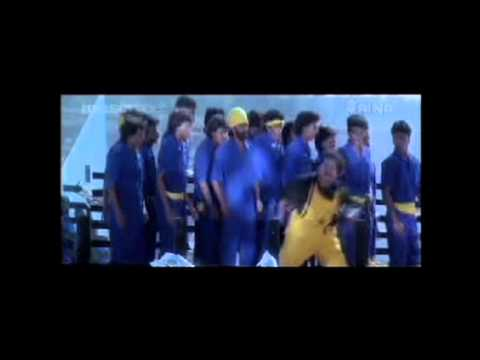 Gandharvam remix with bodyguard