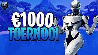 HALVE FINALE €1000 TOERNOOI SPELEN! | !sponsor !insta
