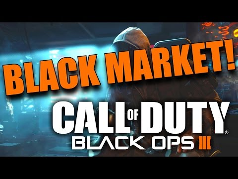 "Black Ops 3 ""Black Market"" Guide: Supply Drops, Cryptokeys, Special Gear, and more!"
