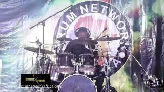 DrumXtreme Series 2013 john osadolo