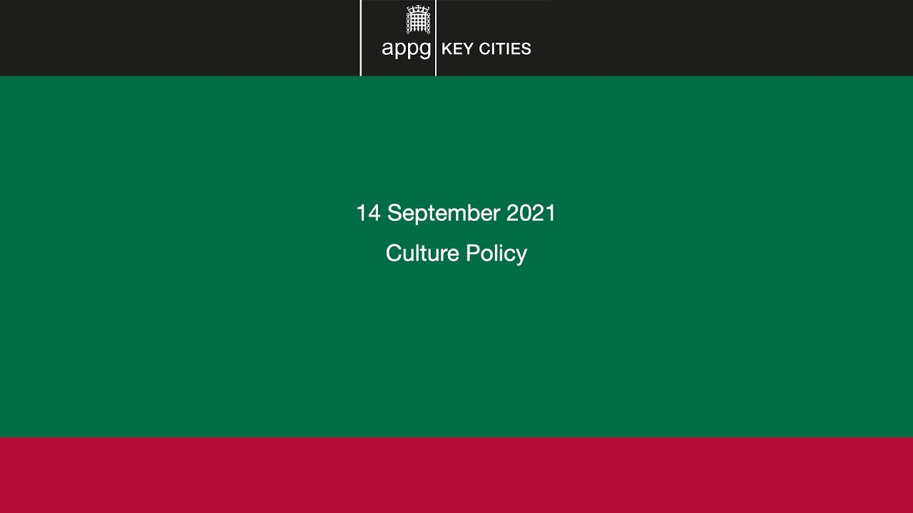 AGM and Culture Policy