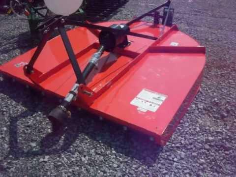 Landpride RCR1272 Rotary Cutter