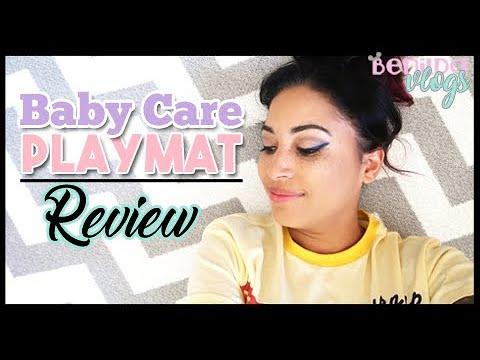 Baby Care Playmat Review   BenildaVlogs