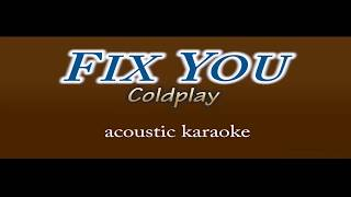Coldplay - Fix You - Acoustic (ADB Mix)