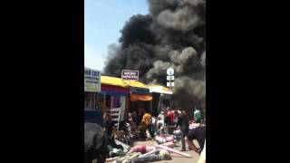 Пожар на Хмельницком базаре(1.06.2012., 2012-06-01T12:11:53.000Z)