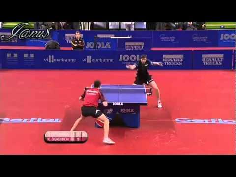 2012 Europe Top-12 (ms-f) OVTCHAROV Dimitrij - SKACHKOV Kirill  [Full Match|Short Form]