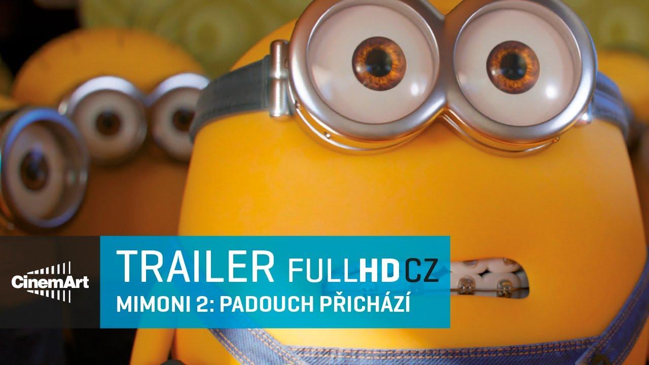 Mimoni 2 : Padouch přichází (2020) oficiální HD trailer