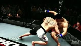 UFC Undisputed 2009 Xbox 360 Trailer - Wrestling