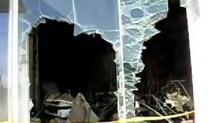 神栖 ユニクロ 地震の影響で火事