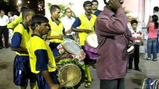 Dhak and Dhol