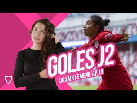 ¡CRUZ AZUL IMPARABLE! Resumen Goles Jornada 2 ⚽️ Liga MX Femenil Apertura 2019 Futbol MX Julio 23 from YouTube · Duration:  10 minutes 9 seconds