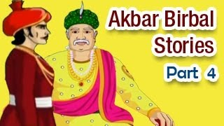 Akbar Birbal Hindi Animated Story - Part 4/6