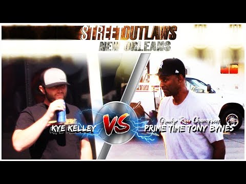 Download Youtube: Kye Kelley vs Grudge Race Champion Tony Bynes for Big Money