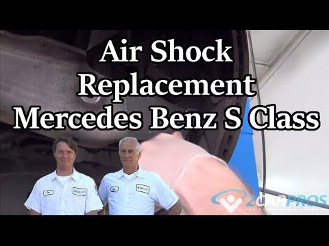 Air Shock Replacement Mercedes Benz S Class 1998-2005