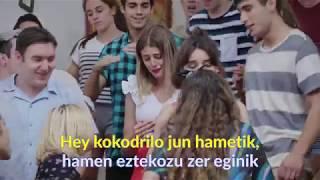 Go!azen 5.0: Kokodrilo (Karaokea)