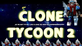 Clone tycoon 2 Roblox map GLADIATORS