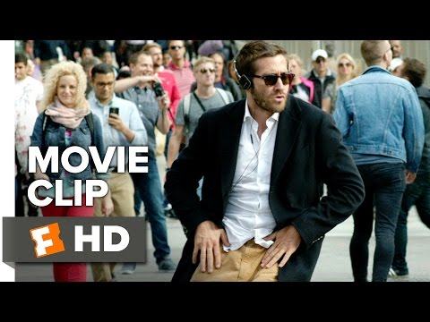 Demolition Movie CLIP - I'm Just Swinging Through (2016) - J
