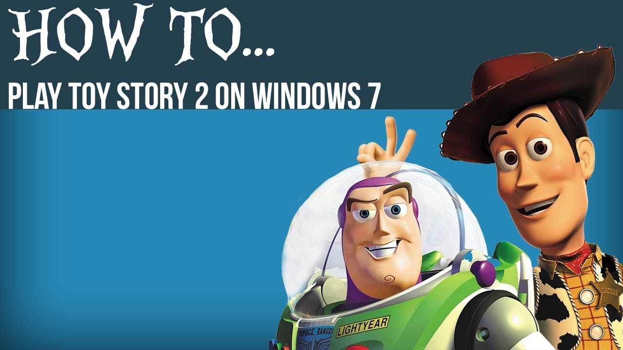 Toy Story Games Play Now : How to play toy story on windows youtube