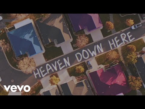 Mickey Guyton - Heaven Down Here (Official Lyric Video)