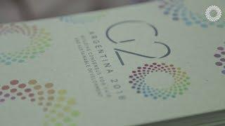 #G20Chronicles - Movimiento Darte y Cooperativa B° La Juanita - Buenos Aires