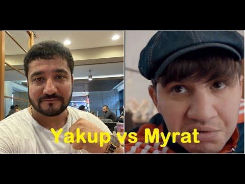 Turkmen prikol. Myrat Molla vs Yakup Gurbanow