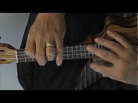 Begin the Beguine (Musician's P.O.V.) Ukulele