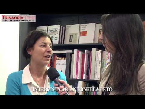 Antonella Leto (videointervista)