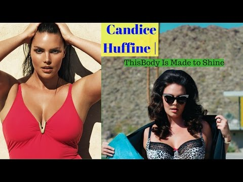Plus Size Model-Candice Huffine Hot Instagram Video. http://bit.ly/2KBtGmj
