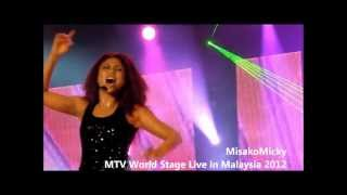 [[Fancam]] MTV Mizz Nina - what you waiting for