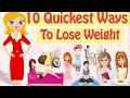 What Is The Best Way To Lose Weight  Here Are 10 Ways To Lose Weight Fast
