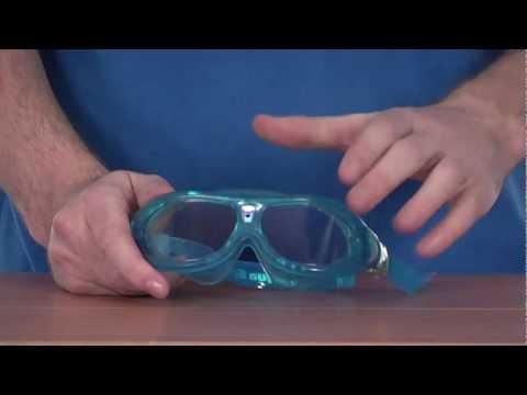 afb9ea3fcb2e2b Aqua Sphere Seal Kid Goggle - www.simplyswim.com - YouTube