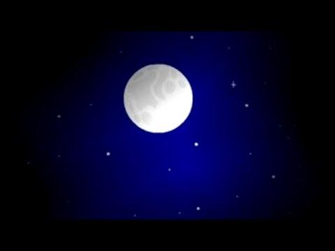 luna i zvezdy moon and stars animated cartoon youtube